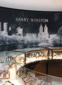 Harry Winston Watches Authorized Dealer