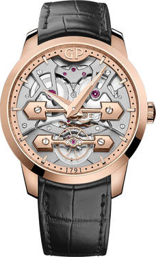 Girard-Perregaux Bridges Classic Bridges 45mm 86000-52-001-BB6A