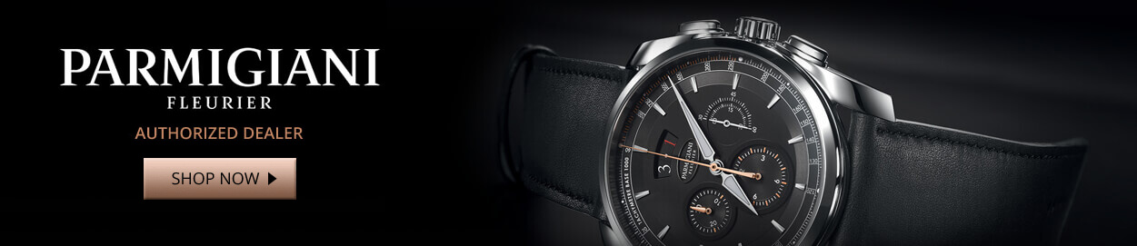 Parmigiani Authorized Dealer