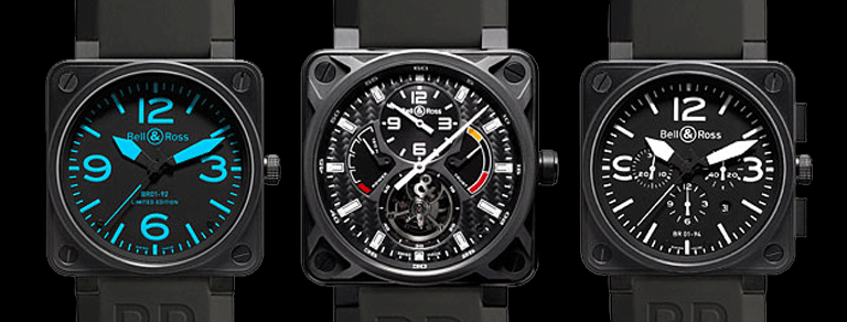 Bell and Ross Authorized Dealers