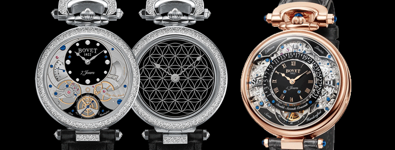 Bovet Watches